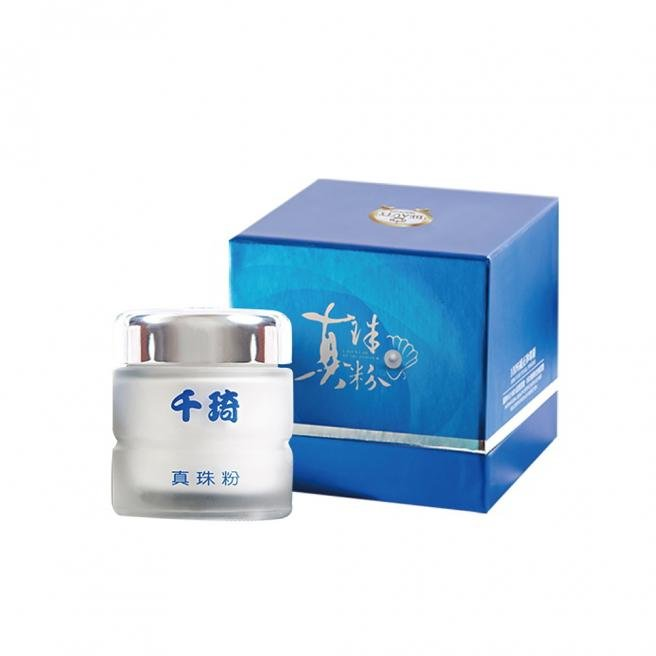 【Beauty Shop】100% Chien Chi Pearl Powder (60g/Canned)_reported by VOGUE(Pure pearl powder)