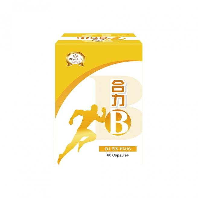 【Beauty Shop】Vitamin B Complex (Enhanced Edition)(High-purity B1 enhanced capsule)
