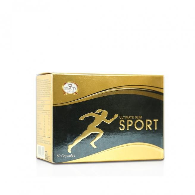 【Beauty Shop】Sport Ultimate Slim (capsule/food)