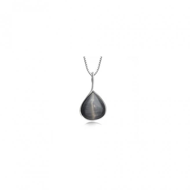 【FALAIYA x LA BELLE VIE】Pear shaped necklace_DF0019ocg