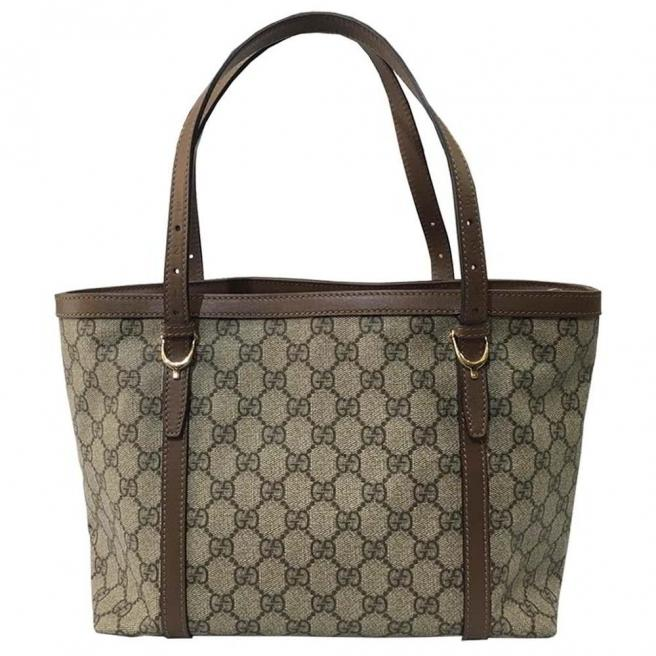 【GUCCI】NICE classic GG PLUS three-layer handbag