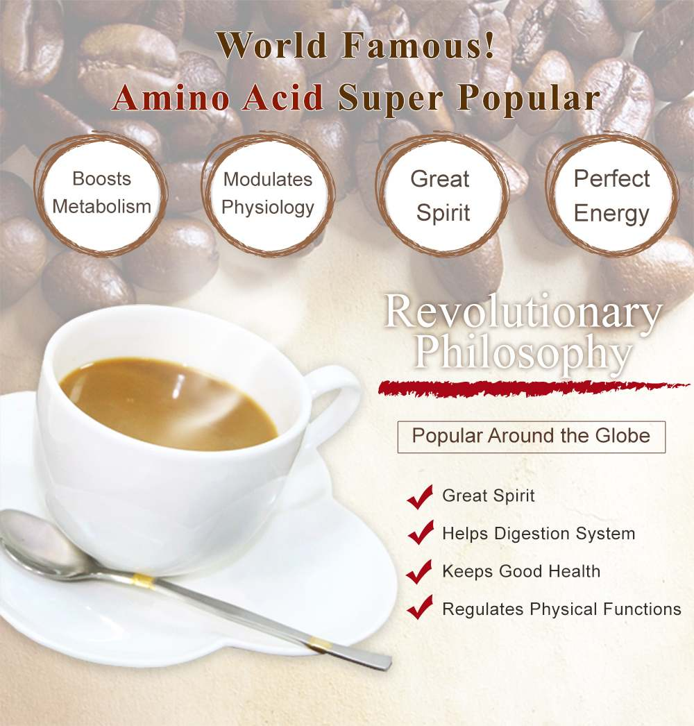 Beauty Shop】Amino Acid Hazelnut Coffee X2(30 days